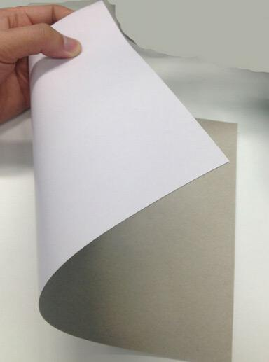 white cardboard  packaging and printing service  weida