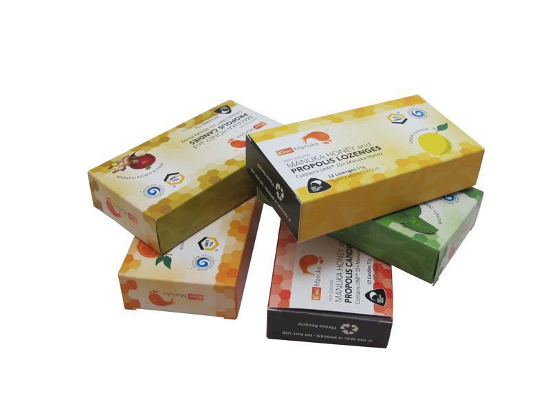 tuck end box  paper packaging printing  weida